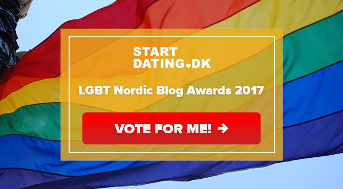 LGBT Blog Awards 2017