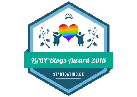 Banners for LGBT Blogs Award 2018